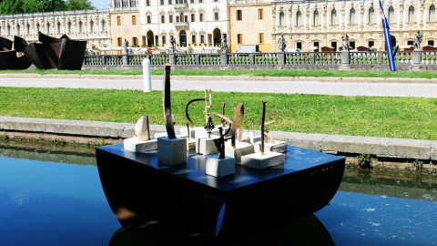 Biennale Scultura A Piazzola Sul Brenta 2017