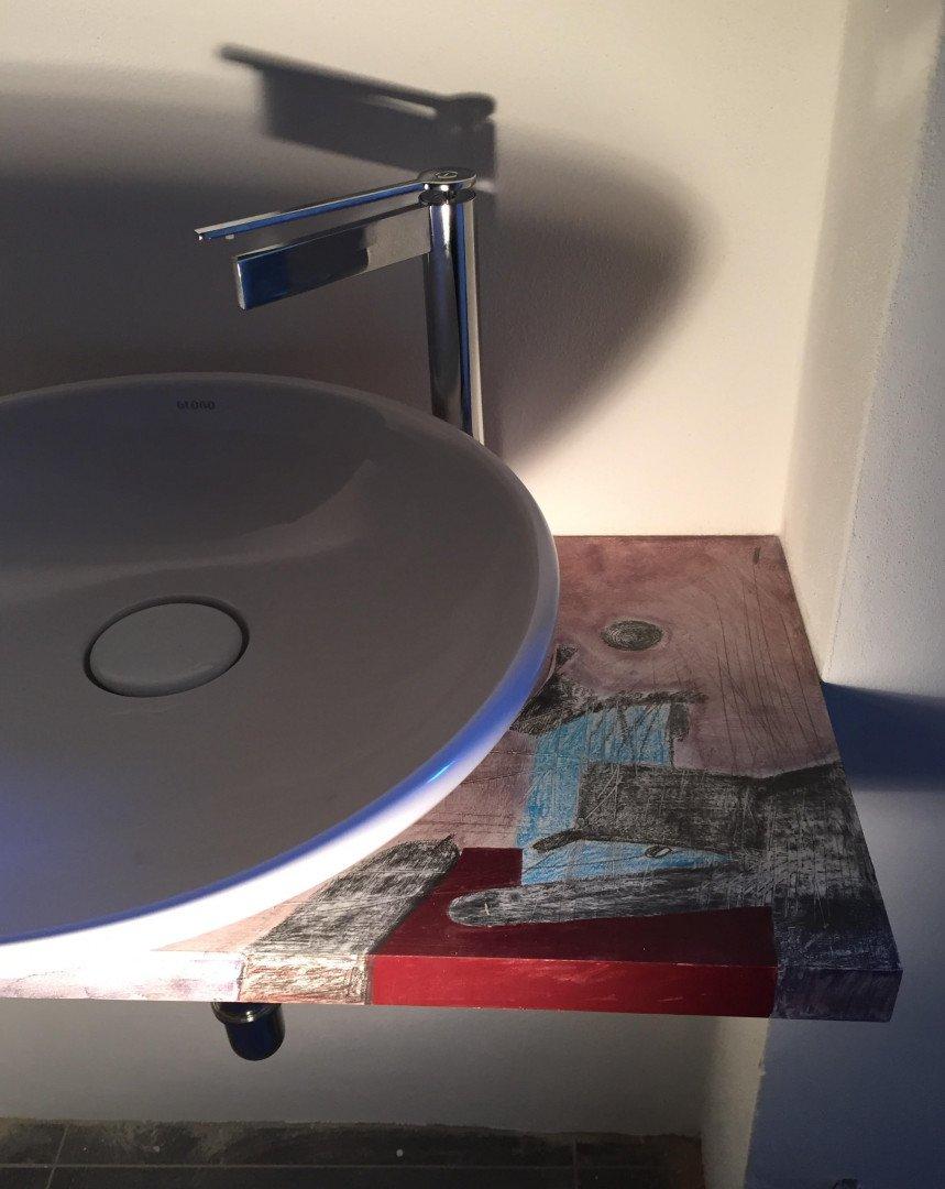 Piano lavabo
